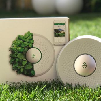 sensor jardin en innovacion