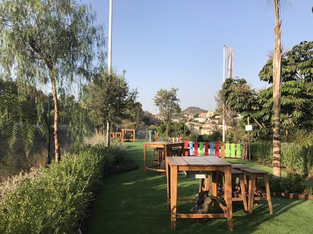 Parque Eshmún