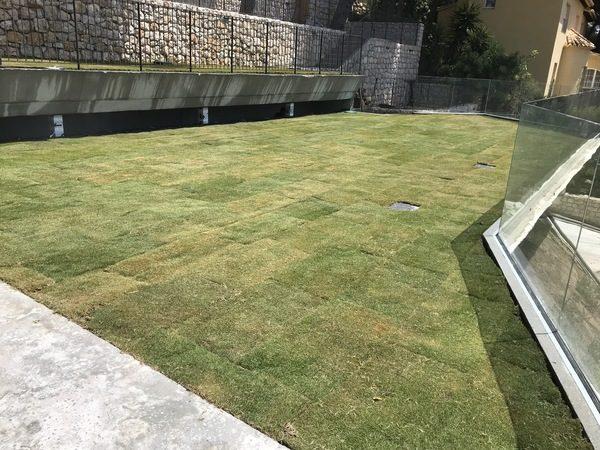 Diseño Cubierta Verde Pinares San Anton 40